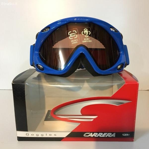 Maschera da sci Carrera