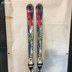 Sci Nordica Dobermann Race Carve mis. 181 (stagione 2011/12