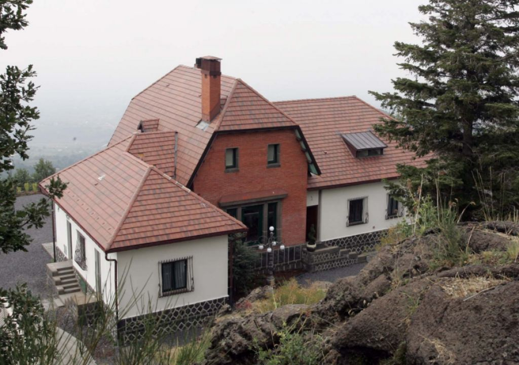 Villa Dorata (quota 1700 mt)