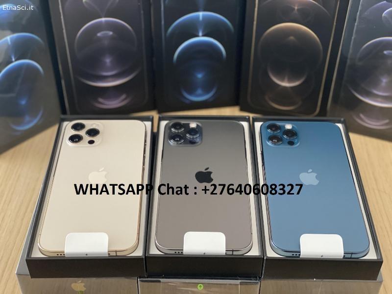 APPLE IPHONE 12 PRO PER 500EUR, IPHONE 12 PRO MAX PER 550EU