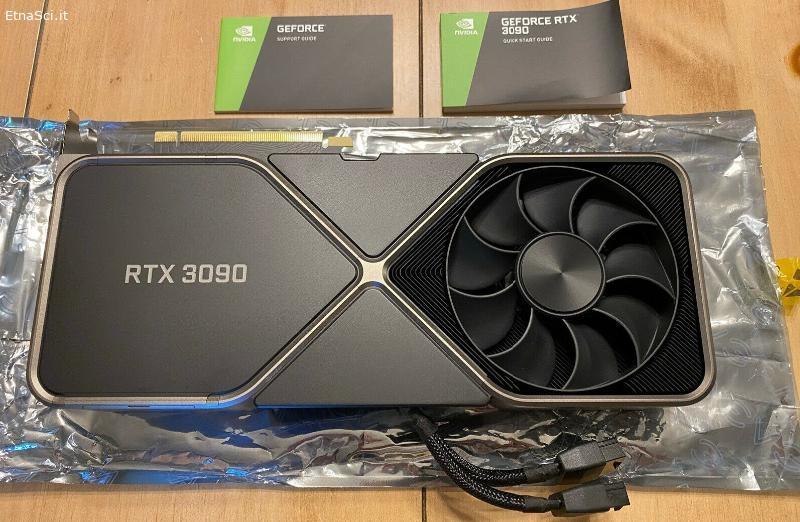 GEFORCE RTX 3090, RTX 3080, RTX 3080 TI, RTX 3070, RTX 3060